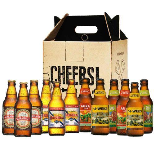 Kit Churrasco Para Presente - Contém Gift Box