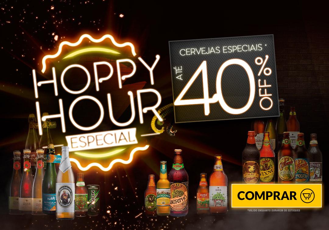 Hoppy Hour 1808