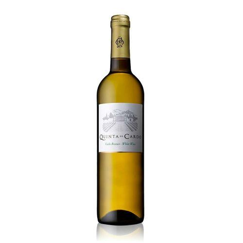 Vinho Quinta do Cardo Branco Beira Interior DOC 2013 - 750mL