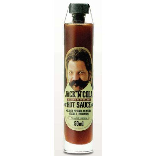 Molho Jack'n Cola Hot Sauce - Chef Carlos Bertolazzi - 50 ml
