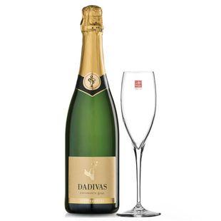 Kit-Espumante-Dadivas-Brut-Taca-de-Champagne