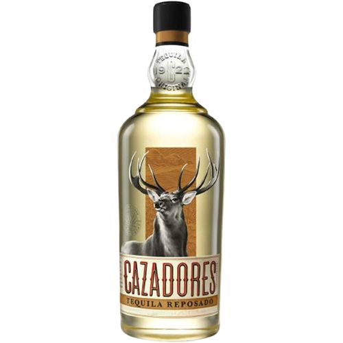Bebida Tequila Cazadores Reposado 750ml