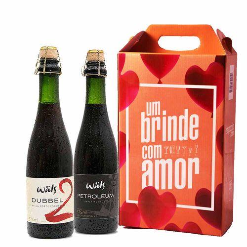 Kit Presente Brinde com Amor com Wals Premiadas