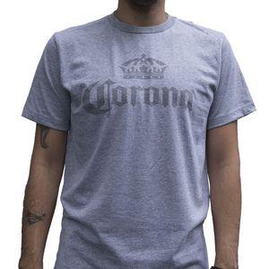 Camiseta-Importada-Corona-Tubular-Grey-Htr-Frente