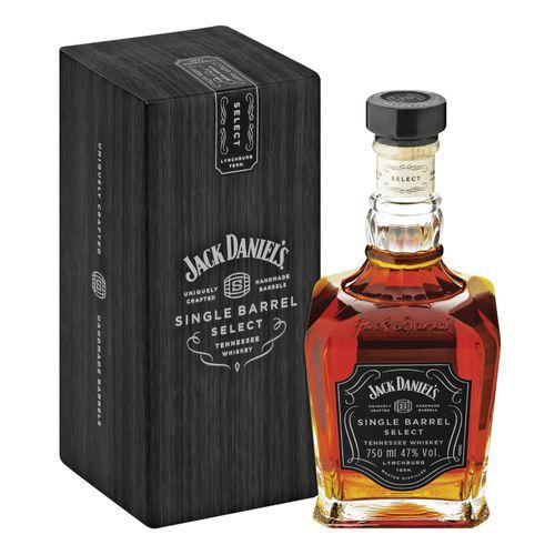 Bebida Whisky Jack Daniels Single Barrel 750ml