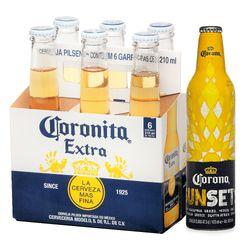 kit-corona-1-pack-cerveja-coronita-extra-210ml-mais-1-cerveja-corona-extra-alubottle-473ml