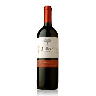 vinho-tinto-chileno-emiliana-carmenere-2015