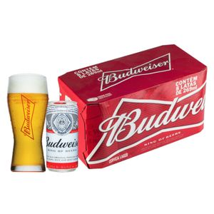 Kit-Budweiser-8-Latas-269ml-mais-Copo