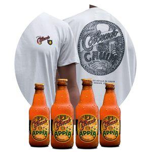Comprando-1-Camiseta-Cauim-Redonda-PP-GANHE-4-Colorado-Appia-300ml