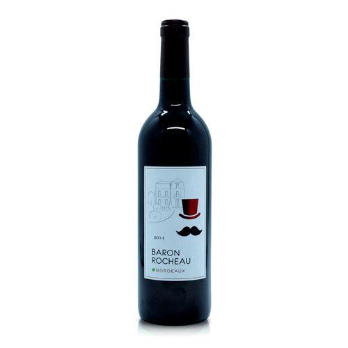 Vinho-Tinto-Frances-Baron-Rocheau-Rouge