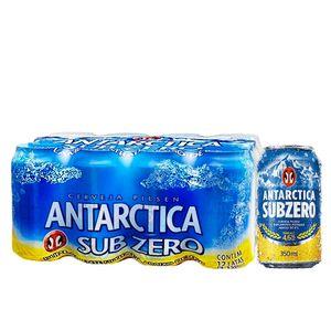 Cerveja-Antarctica-Sub-Zero-350ml-Pack