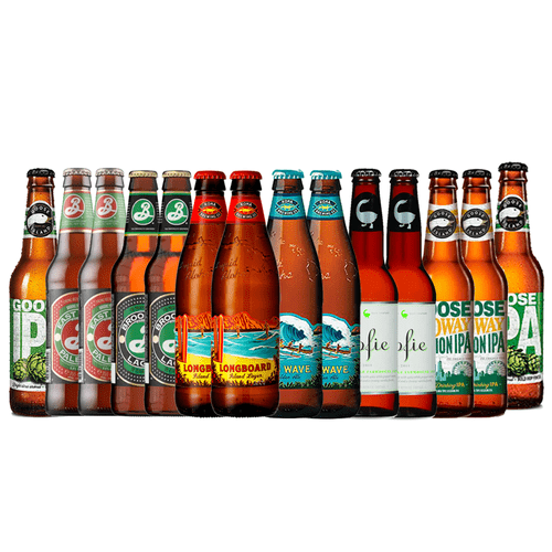 KIt-cervejas-americanas-