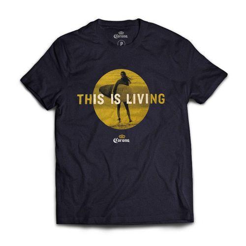 Camisa-Corona-estampa-this-is-living-azul