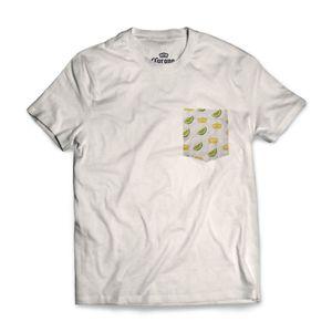 Camisa-Corona-bolso-estampado-branca