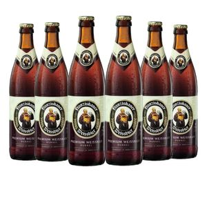Cerveja-Franziskaner-Hefe-Weissbier-Dunkel-500ml-Caixa-com-6-unidades