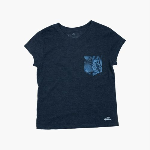 PARADISE_WOMENS_POCKET_TEE_CHARCOAL_HEATHER_FRON