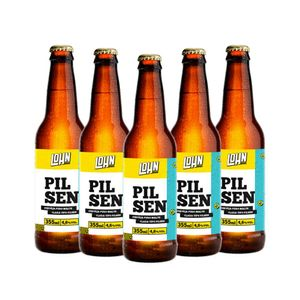 Kit-5-Cervejas-Lohn-Bier-Pilsen-355ml