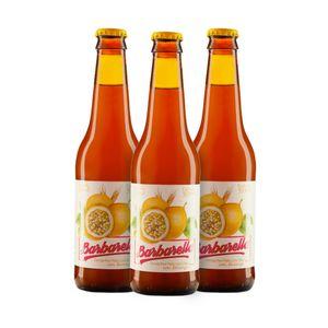 Kit-Cerveja-Barbarella-Fruitbier-Maracuja-355ml---3-Unidades