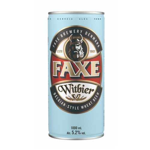 Faxe-Witbier-1L