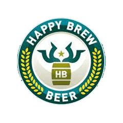 logotipo Happy Brew